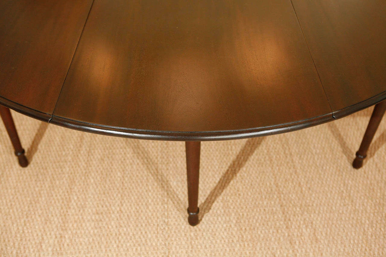 pre tables and chairs office chair handles large american civil war drop leaf dining table at 1stdibs