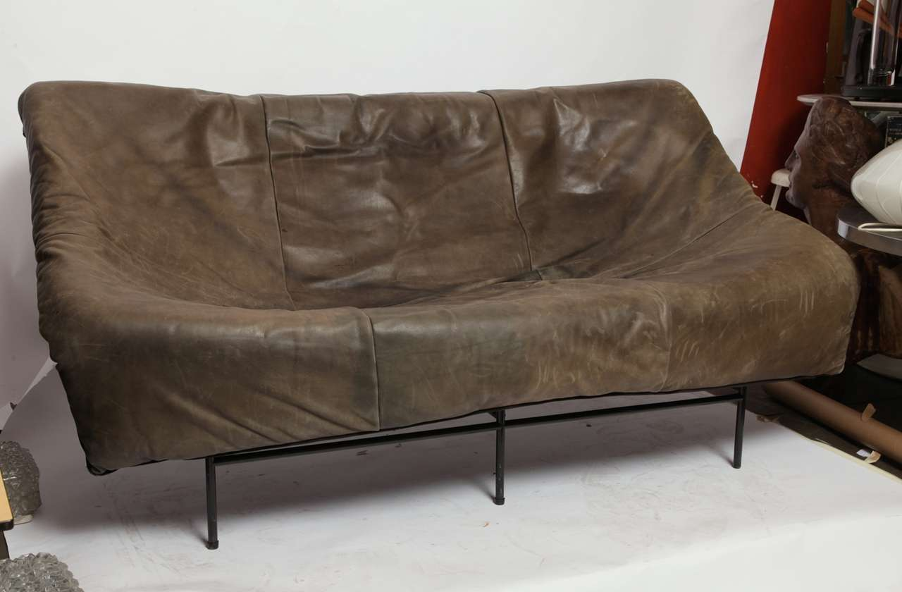 seats and sofas den haag contact trundle sofa bed philippines gerard van berg butterfly 2 seater at 1stdibs
