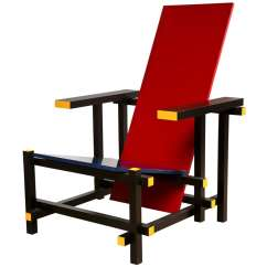 Red Blue Chair Ikea Pello Gerrit Rietveld And At 1stdibs