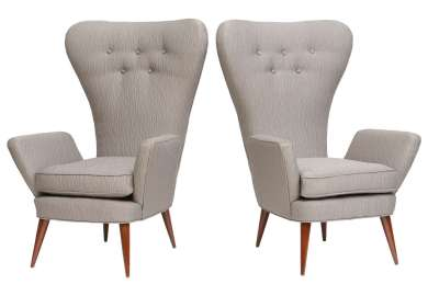 High Back Contemporary Chairs