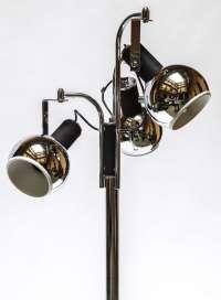 1960's Reggiani,Italian Articulated Floor Lamp. at 1stdibs