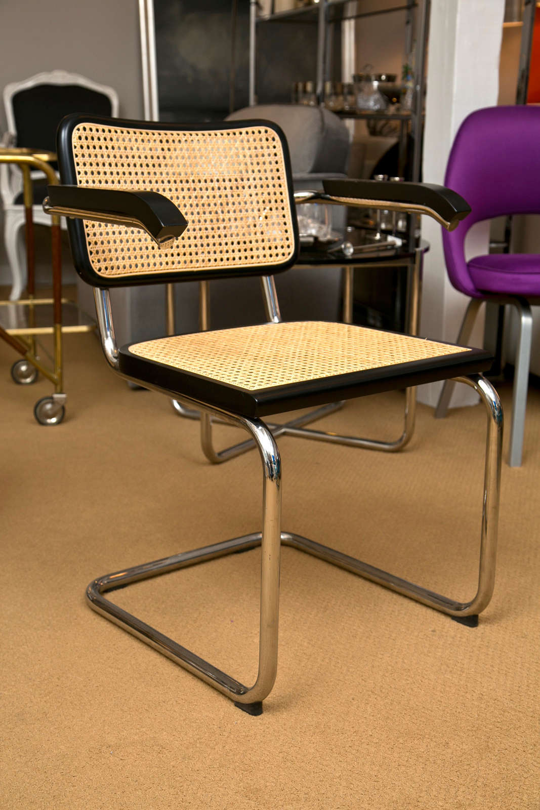 cesca chair replacement seats uk bungee cord chairs by marcel breuer at 1stdibs