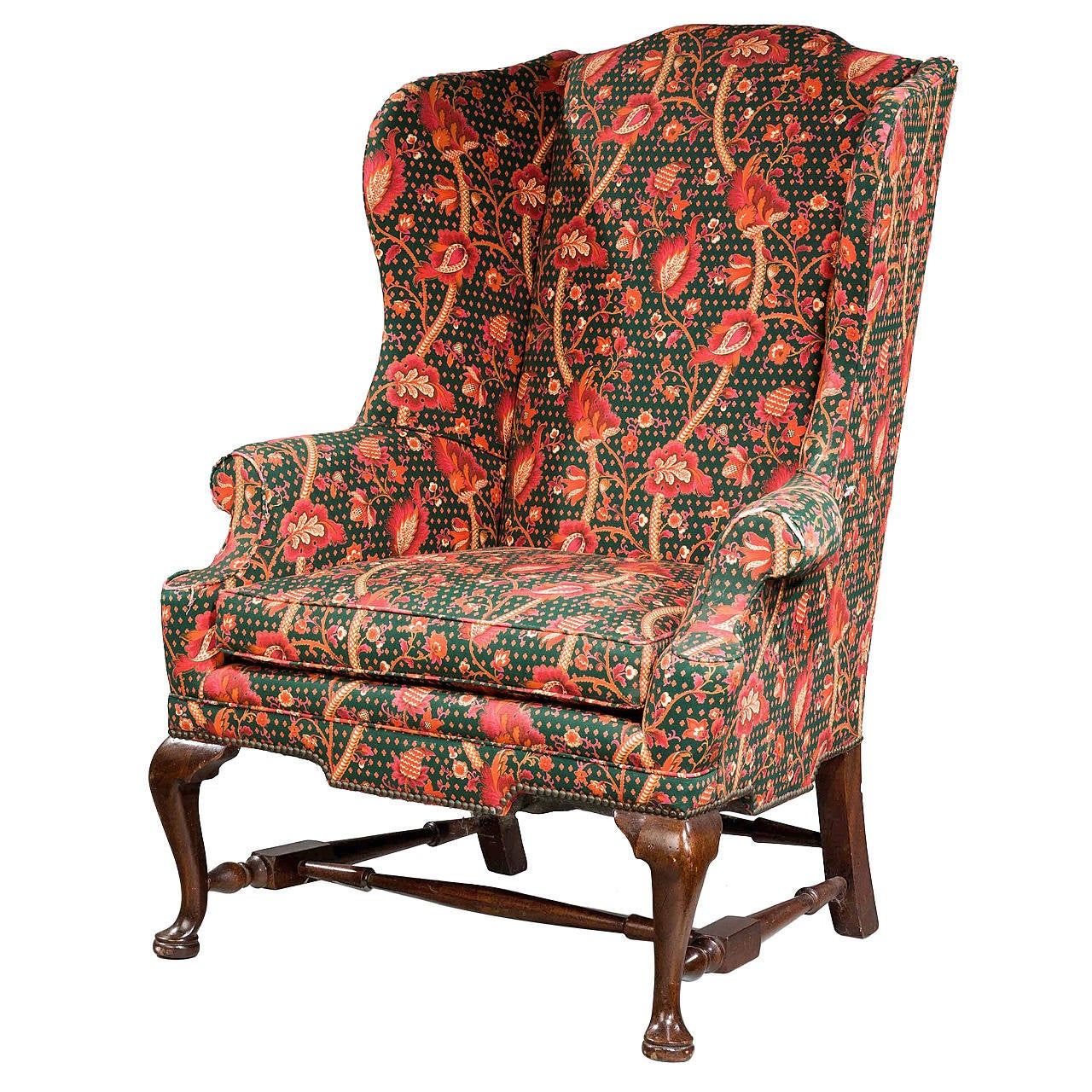 Used Wingback Chairs George I Design Wing Chair At 1stdibs