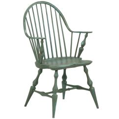 Dr Dimes Windsor Chairs Theater Costco American Continuous Arm Style Chair 20th Century
