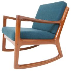 Danish Modern Rocking Chair Fisher Price High Recall By Ole Wanscher At 1stdibs