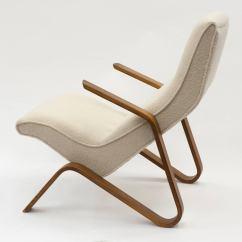 Saarinen Grasshopper Lounge Chair Erganomic Office Eero At 1stdibs