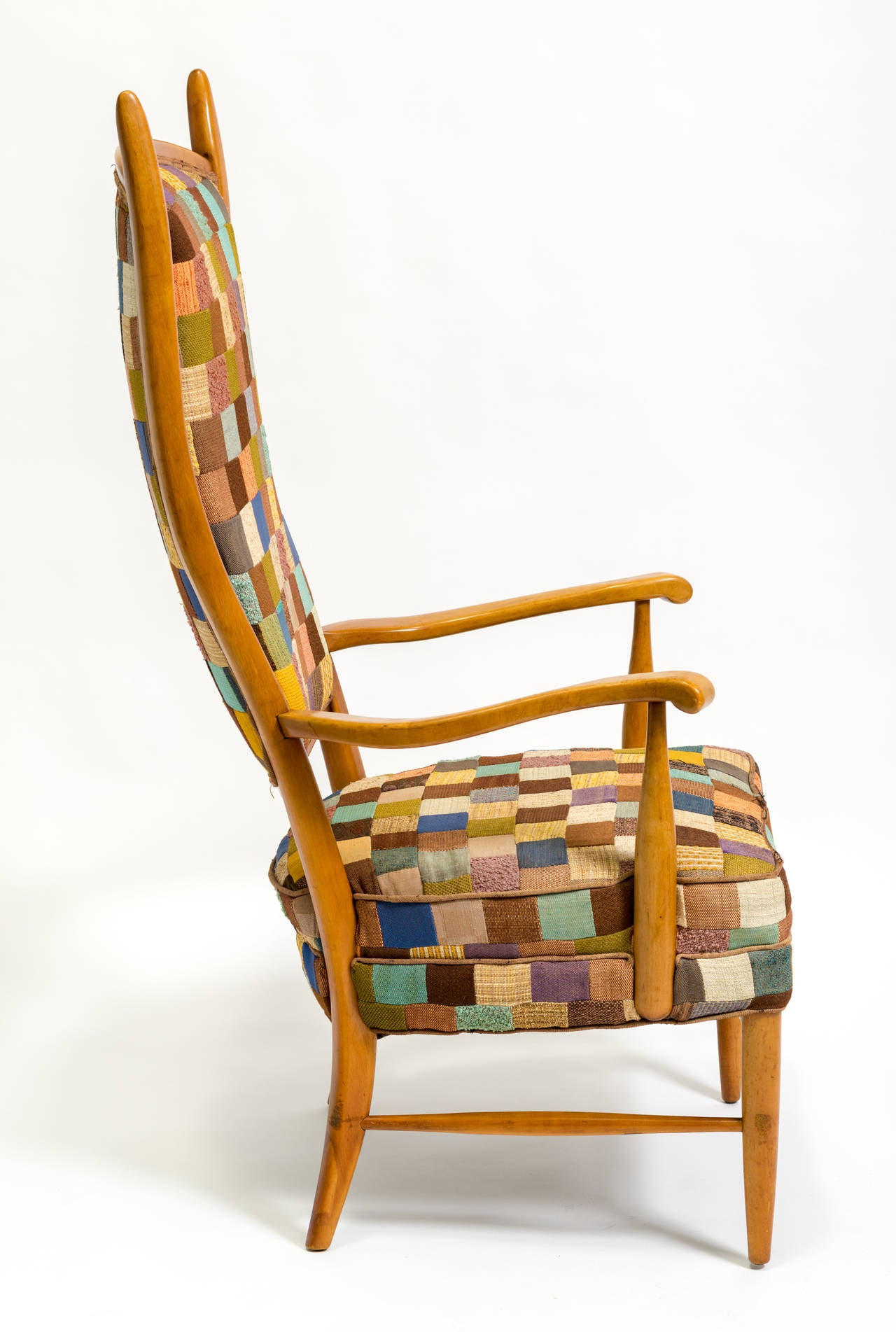swedish high chair office zurich back lounge at 1stdibs