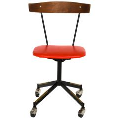 Mid Century Modern Desk Chair Pokemon Snorlax Bean Bag By Clifford Pascoe At 1stdibs