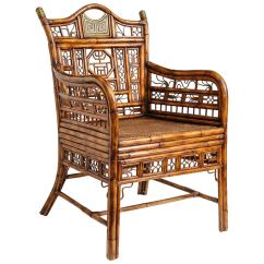 Desk Or Chair Design Process Quotbrighton Quot Bamboo Armchair At 1stdibs