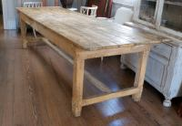 French Farm Table at 1stdibs