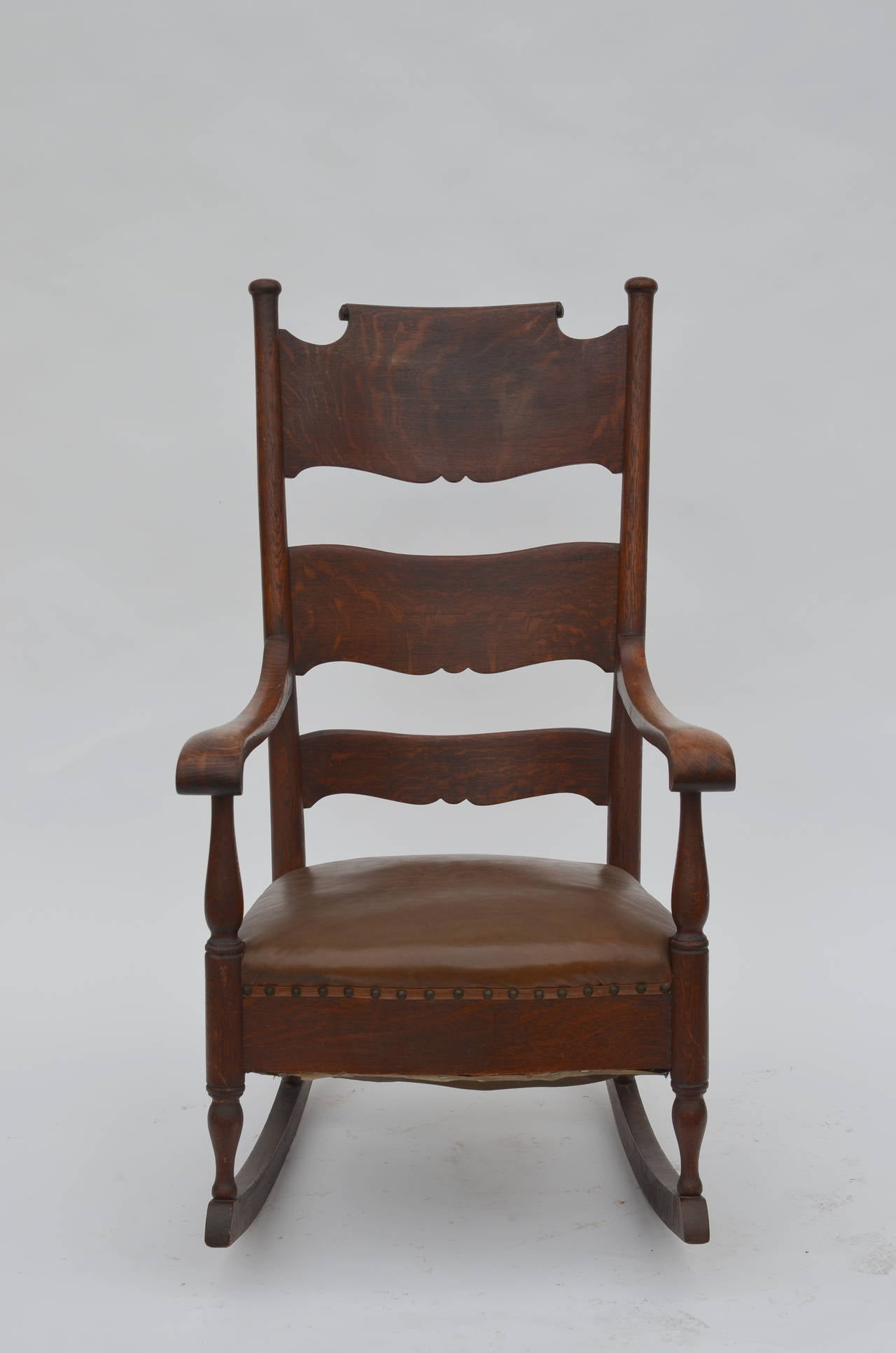 comfortable rocking chair covers and tablecloths for sale arts crafts carved oak at