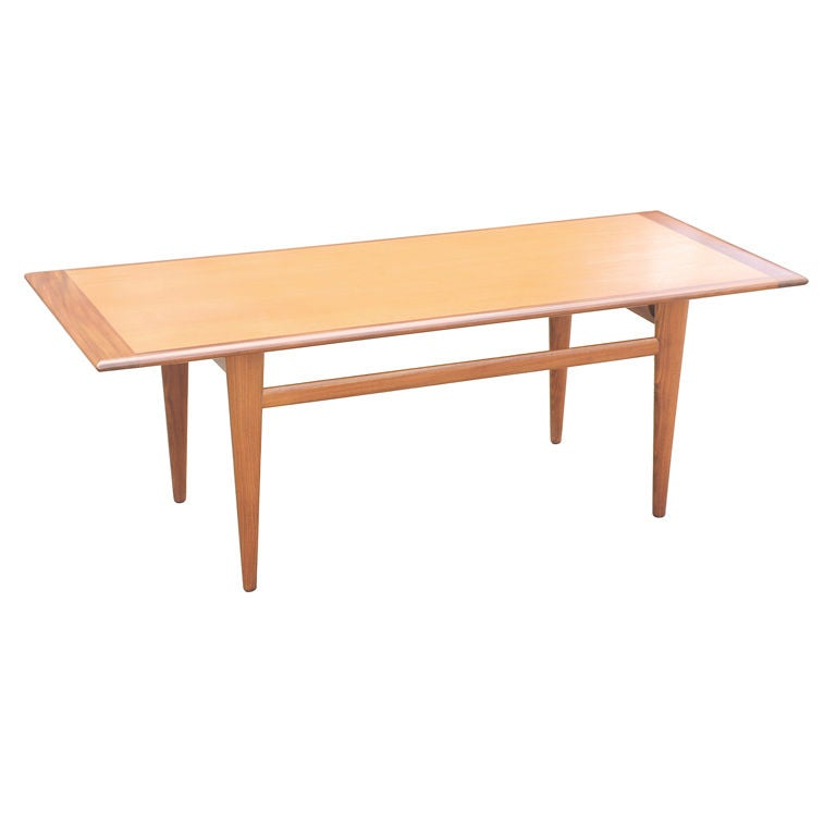 Norcraft Collapsible Coffee Table At 1stdibs