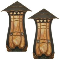 Arts And Crafts Sconces - anger is a normal