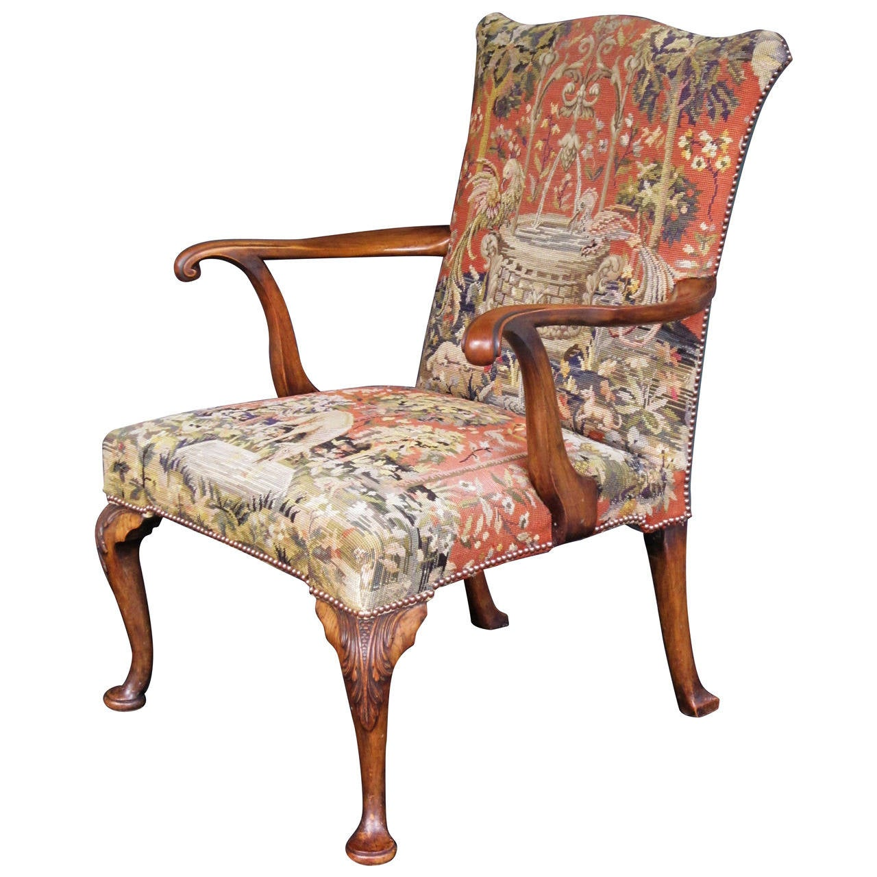 oversized upholstered chair wayfair wingback chairs large english arm gainsborough style