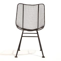 Wire Dining Chairs Table Sashes And Chair Covers Mesh By Woodard At 1stdibs