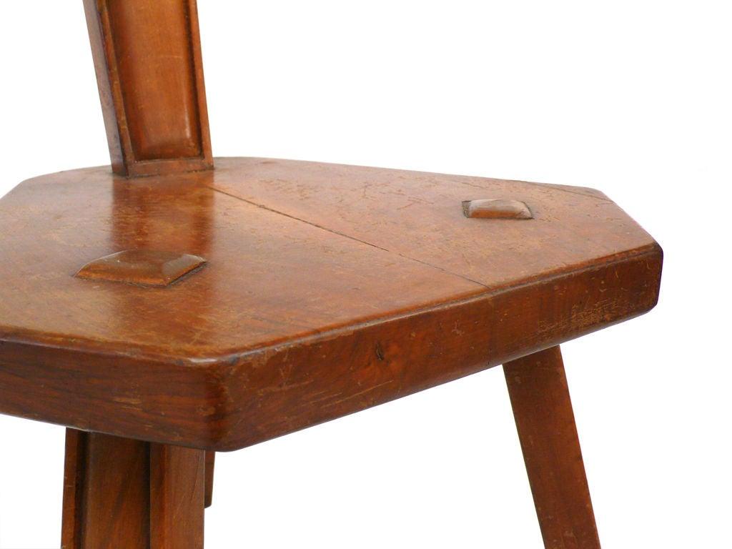 3 legged chair herman miller repair parts three california craft at 1stdibs