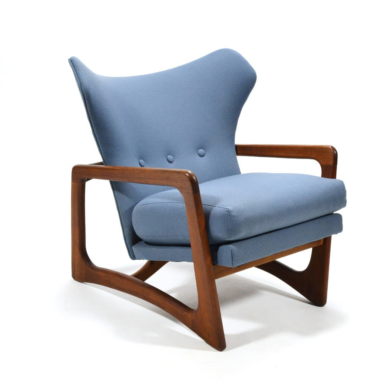 adrian pearsall chair designs circle chairs walmart wingback lounge by craft associates