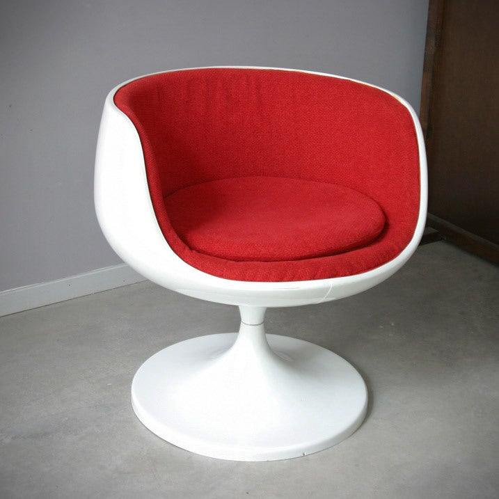 Eero Aarnio Cognac Chair at 1stdibs