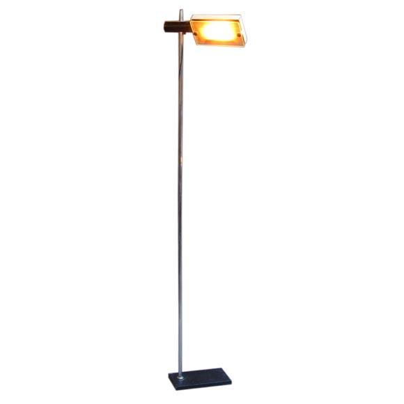 High Tech Stilnovo Floor Lamp at 1stdibs