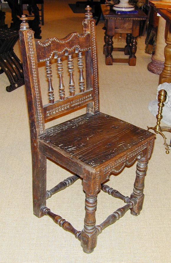 best chair inc swing hammock with stand 17th century spanish at 1stdibs