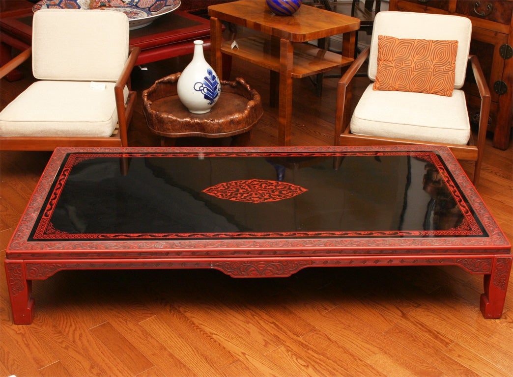 japanese table and chairs bean bag chair covers lacquer coffee at 1stdibs