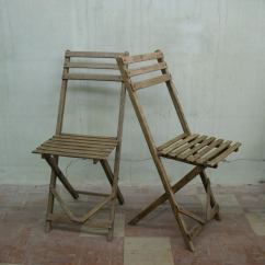 Antique Folding Chair Garden Covers From Argos Wood Chairs At 1stdibs