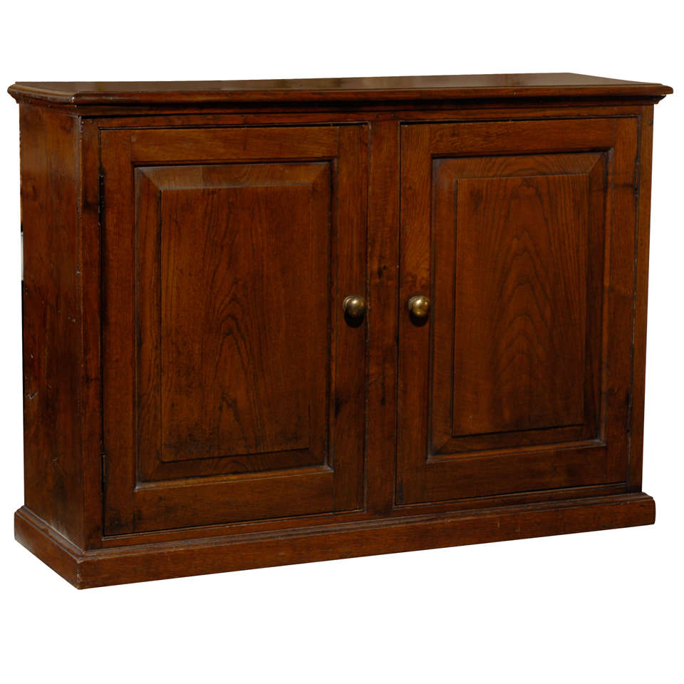 English Narrow Cabinet at 1stdibs