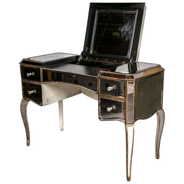 Hollywood Regency Style Vanity