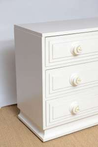 Exceptional Oversized Chest of Drawers at 1stdibs