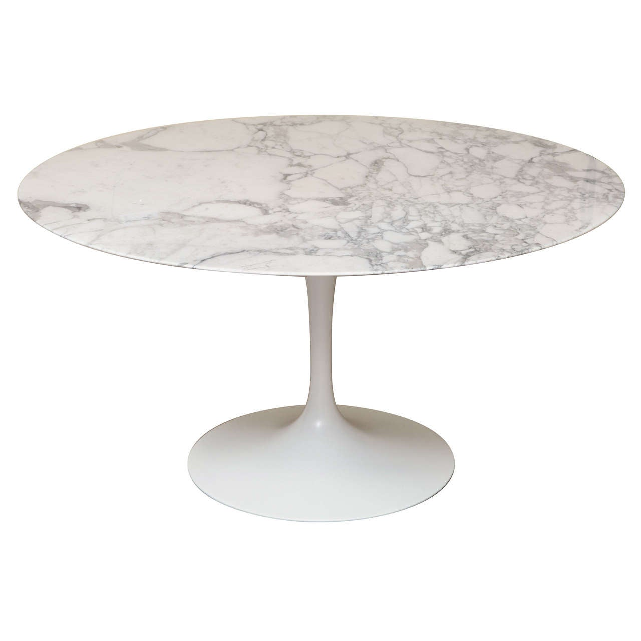 round marble table and chairs gx racer chair top saarinen dining at 1stdibs