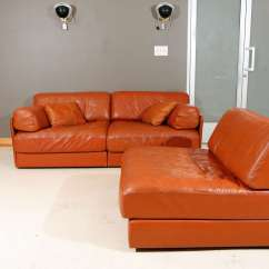 De Sede Sleeper Sofa And Bed Company Modular Leather By Image 10