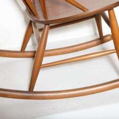 Danish Modern Rocking Chair Best Recliner Australia By Illum Wikkelso At 1stdibs