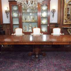 Antique French Dining Table And Chairs Oak Exceptional Set Circa 1920
