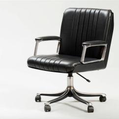 Desk Chair Utm Slipper Canada Osvaldo Borsani P126 At 1stdibs