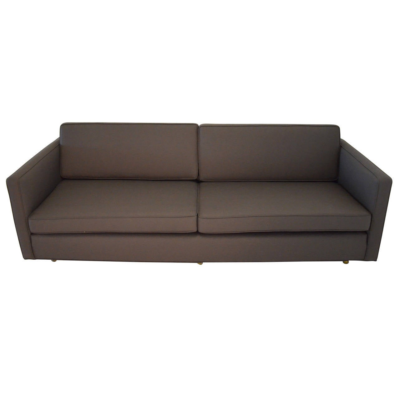 holly hunt sofa cost u love pasadena hours harvey probber newly upholstered in fabric