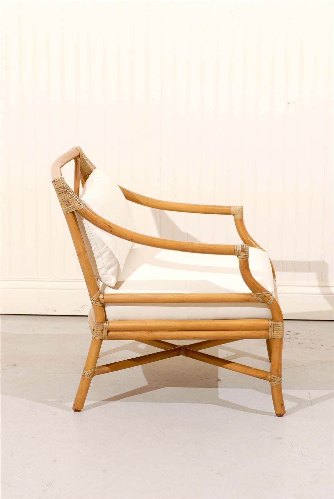 target club chair mobile barber beautiful pair of vintage bamboo back lounge chairs