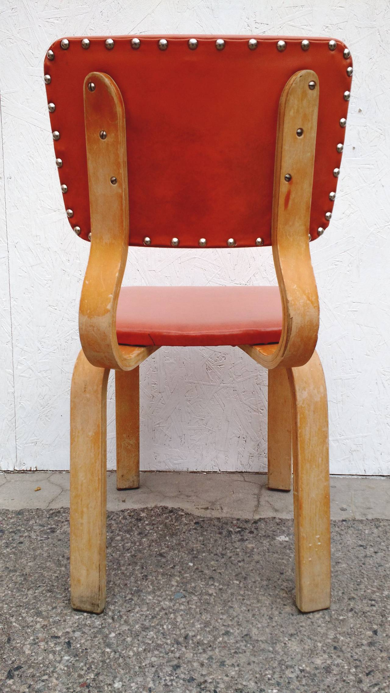 bentwood dining chair inmod ball original 1940 thonet chairs set of eight
