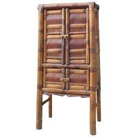 Bamboo Cabinet at 1stdibs