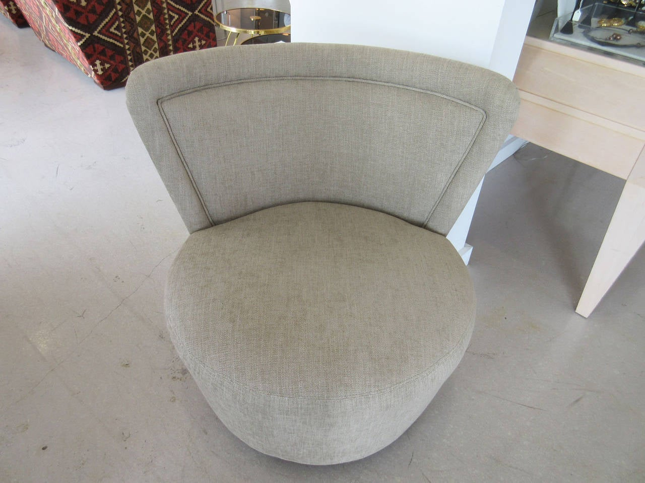 sofas and stuff alton karlstad sofa bed for sale pair of morris lapidus upholstered chairs at 1stdibs