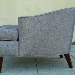 Mid Century Barrel Dining Chair Design Model Back Club At 1stdibs