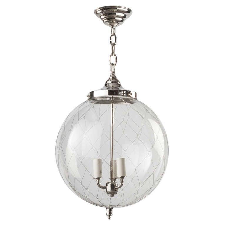 Sorenson 14 Lantern by Remains Lighting at 1stdibs