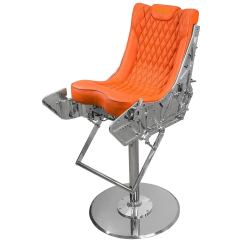 Ejection Seat Office Chair Fishing Stool Martin Baker Mk10 Barstool At 1stdibs