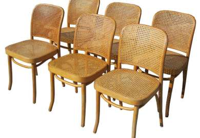 Thonet Cane Chairs