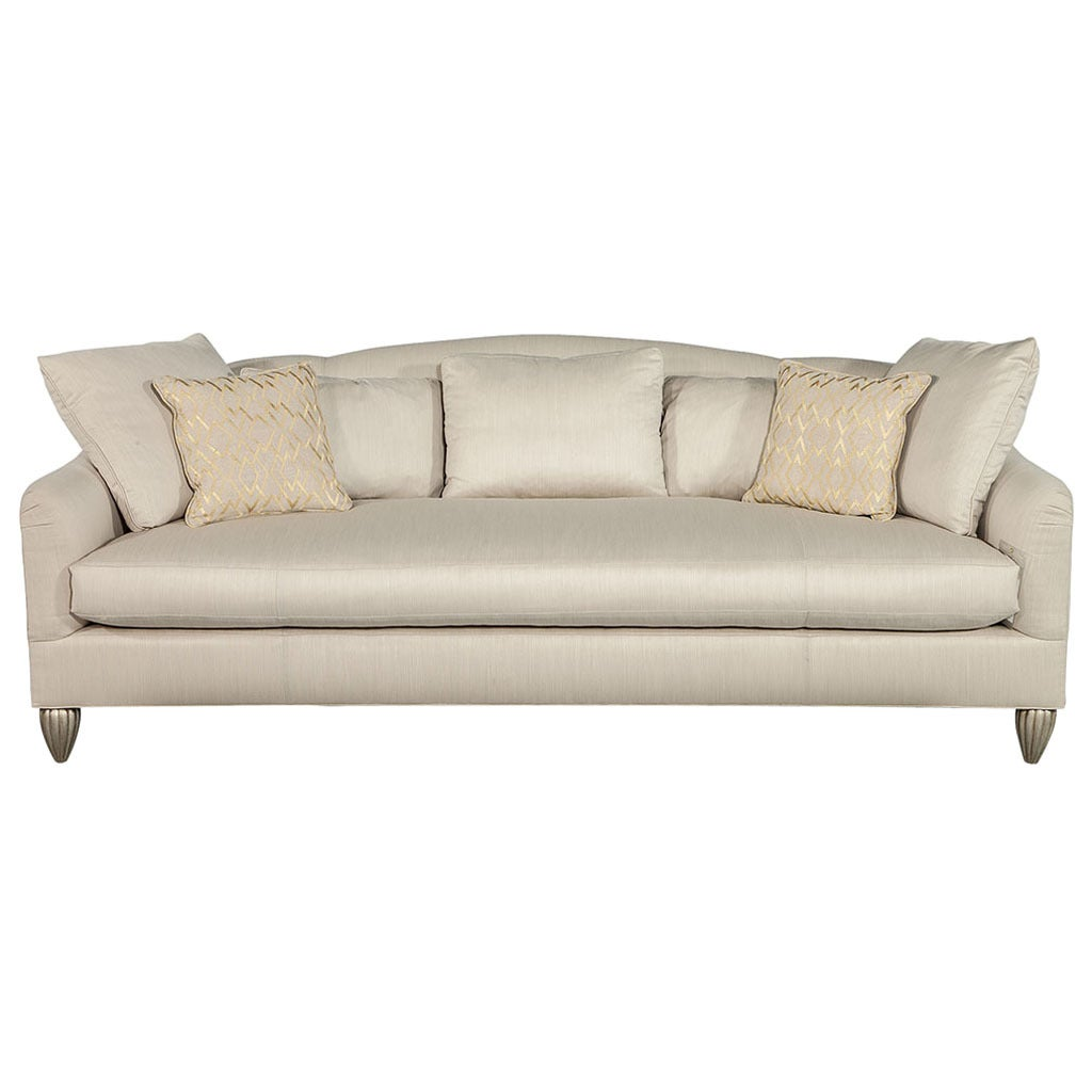 baker furniture max sofa beige sectional soiree at 1stdibs
