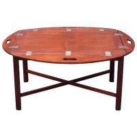 19th Century English Butler's Tray Table at 1stdibs