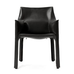Mario Bellini Chair Dining Room Stretch Covers The Cab By At 1stdibs