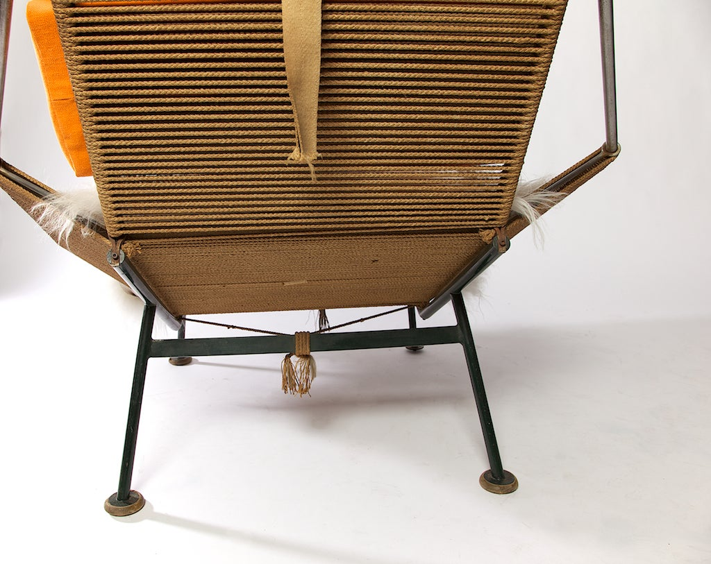 Flag Halyard Chair Flag Halyard Chair By Hans Wegner Circa 1952 At 1stdibs