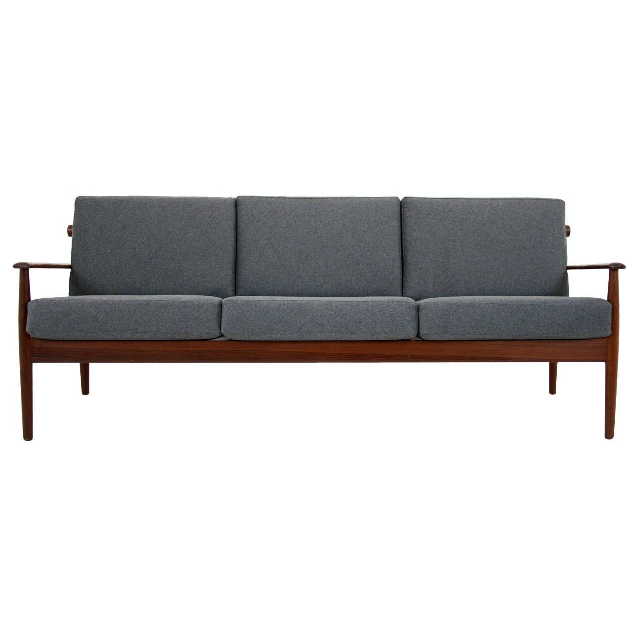 mid century style sofa canada dakota fantastic furniture danish modern stunning teak three seat or