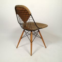 Wire Mesh Dining Chairs Uk Travel Beach Chair Eames Bing Images