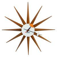 George Nelson Howard Miller Starburst Wall Clock